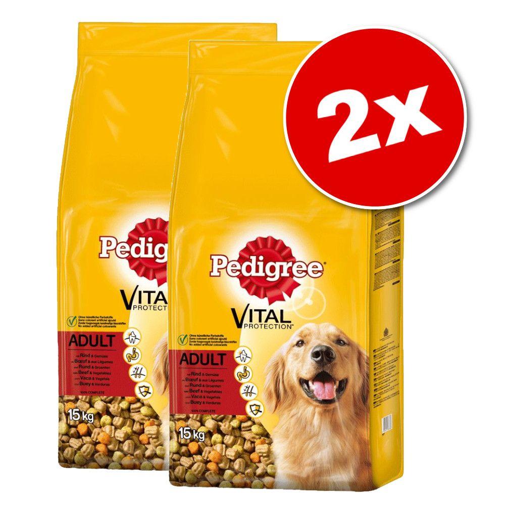 2x13kg Senior 8+ Pedigree - Croquettes pour chien