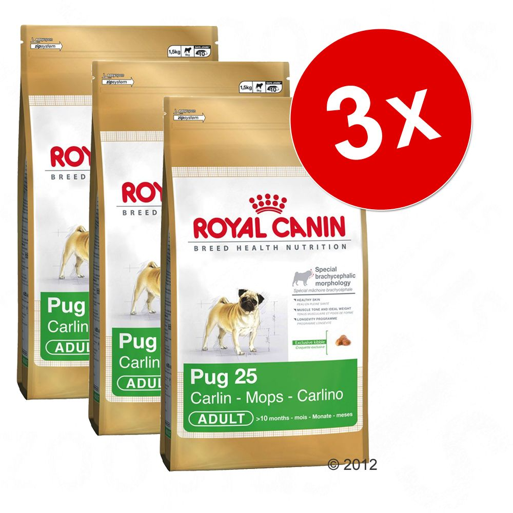 Chien Croquettes Royal Canin Breed Lots économiques