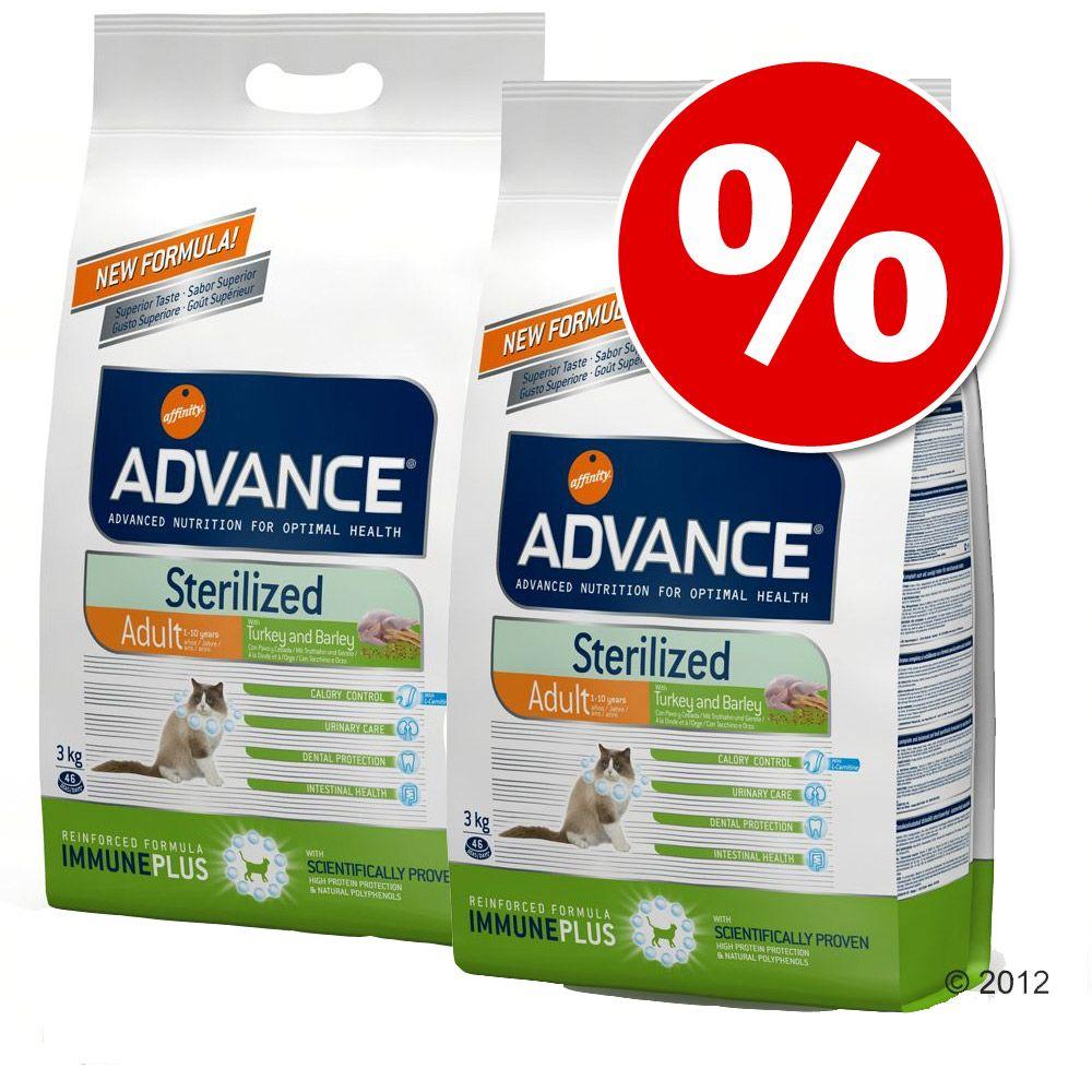 Foto 2 x Affinity Advance - Adult Pollo 2 x 15 kg Set Risparmio