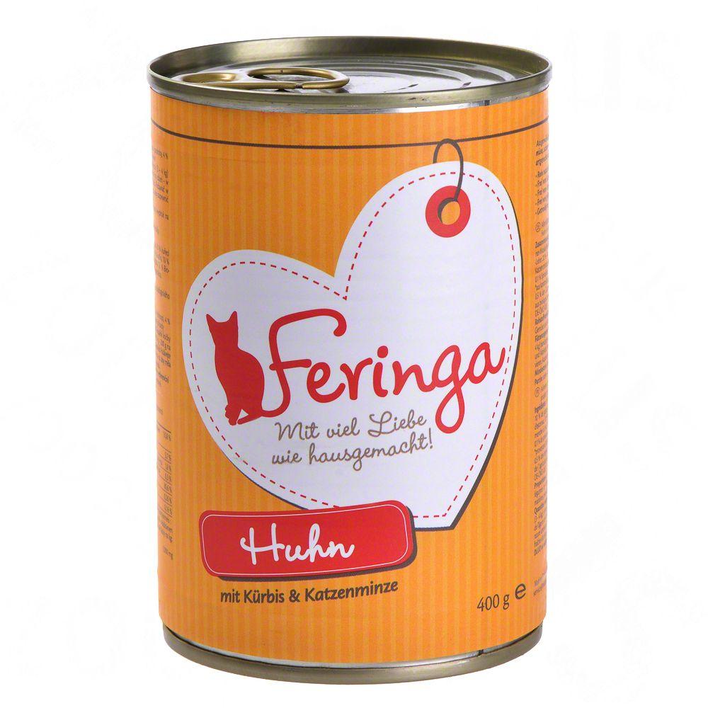 Chat Boîtes et sachets ★ Feringa Menus à la viande pour chat