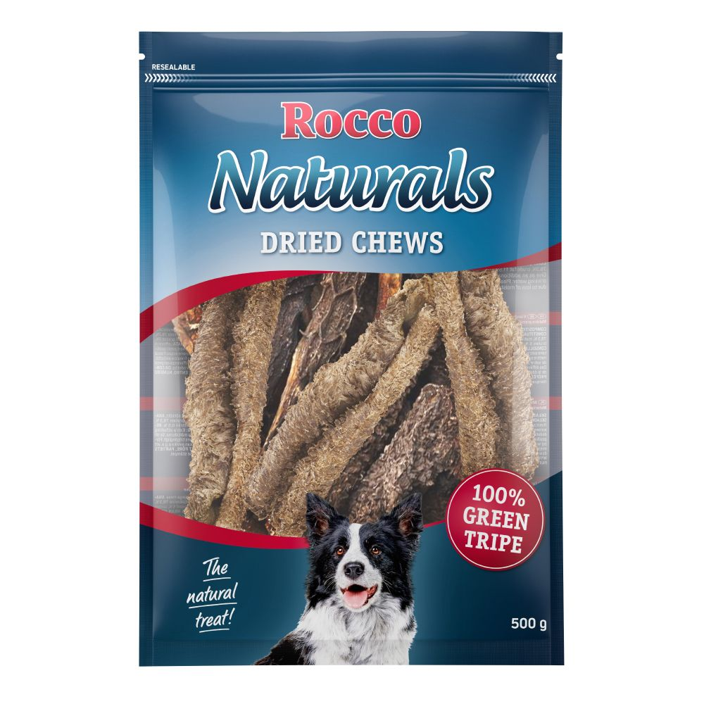Beef Tripe Rocco Natural Dog Chews