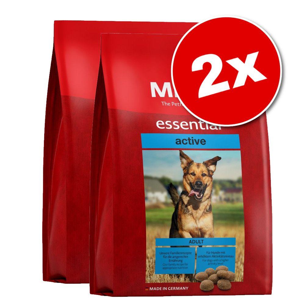 2x12,5kg MERA essential Energy - Croquettes pour chien
