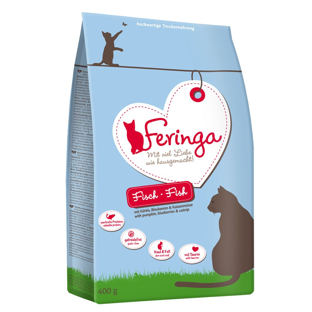 Feringa Adult Fish - 400g