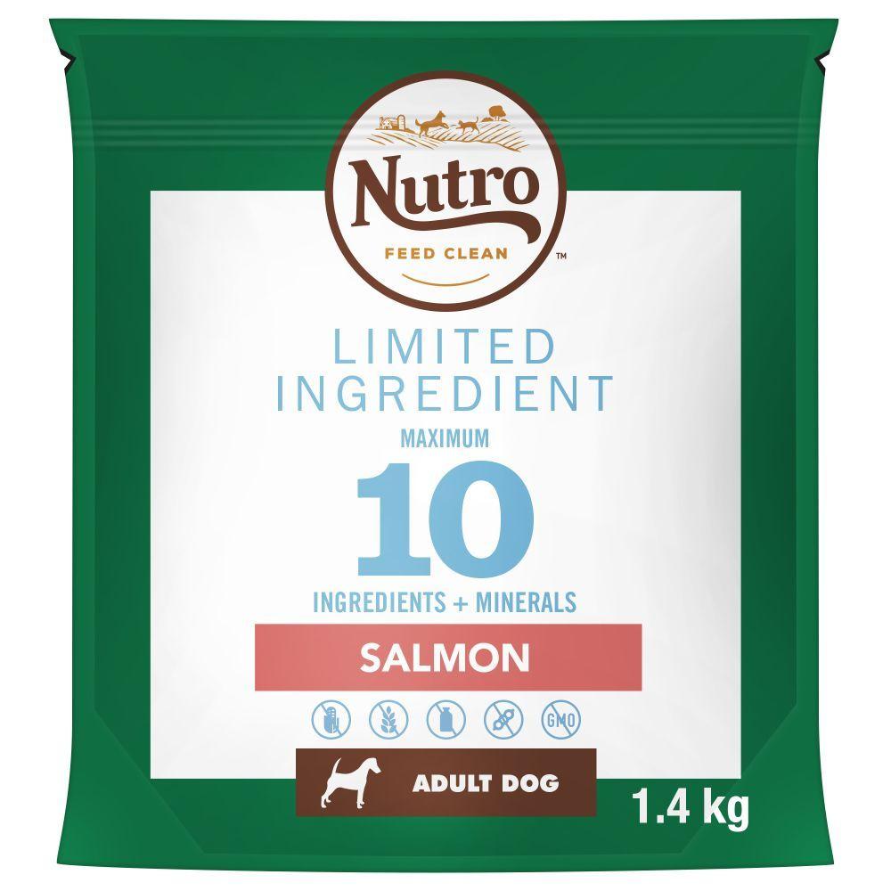 11.5kg Nutro Dog Limited Ingredient Salmon Adult Dry Dog Food