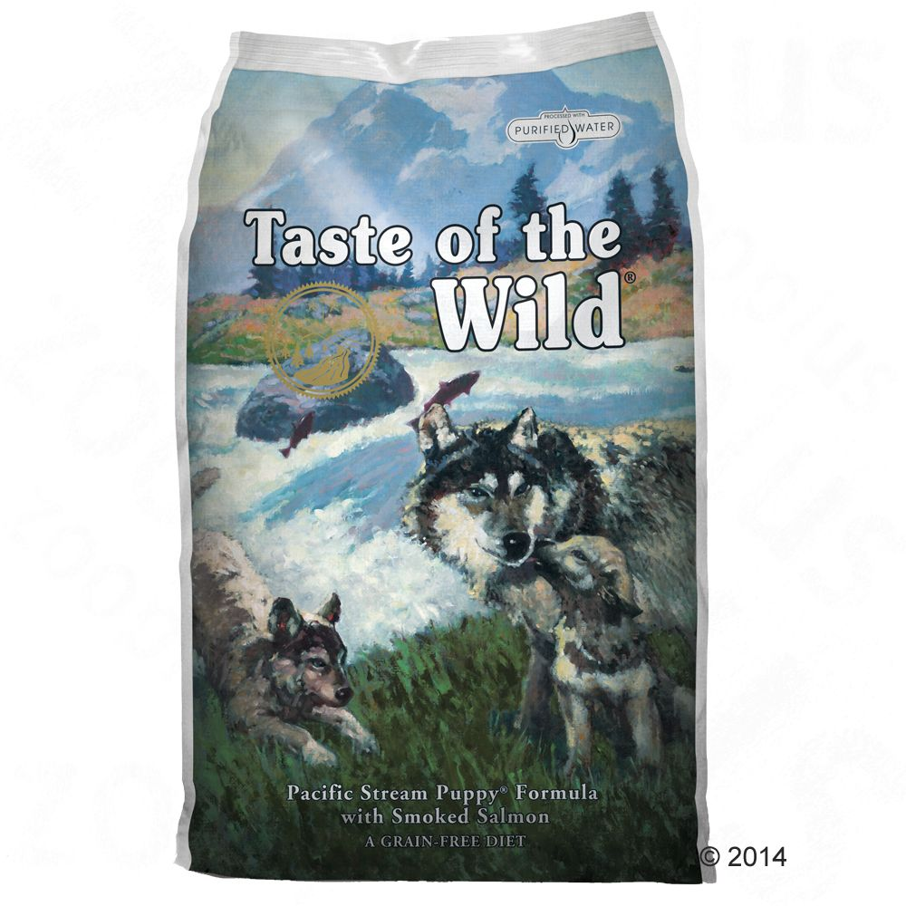 Foto Taste of the Wild - Pacific Stream Puppy - 13 kg