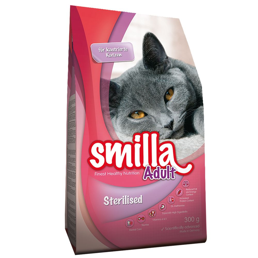 Smilla Adult Sterilised 2 x 10 kg