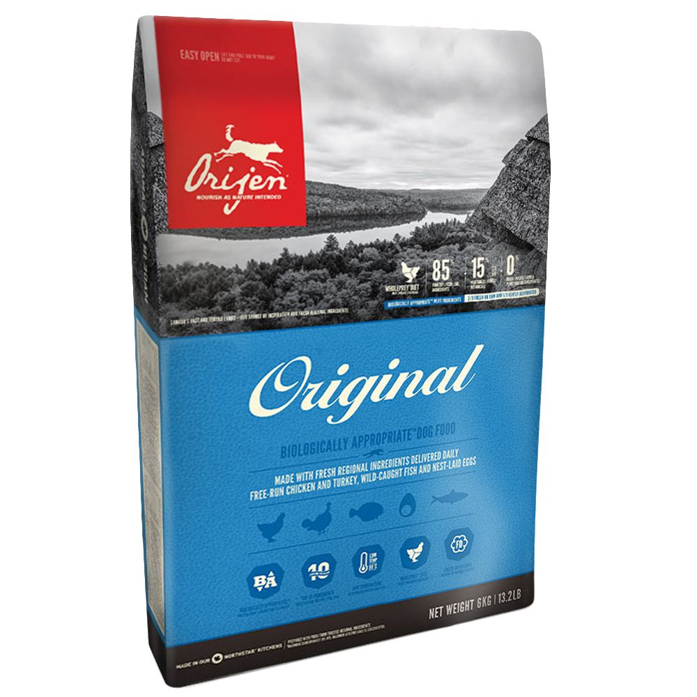 11.4kg Orijen Original Dry Dog Food - Original