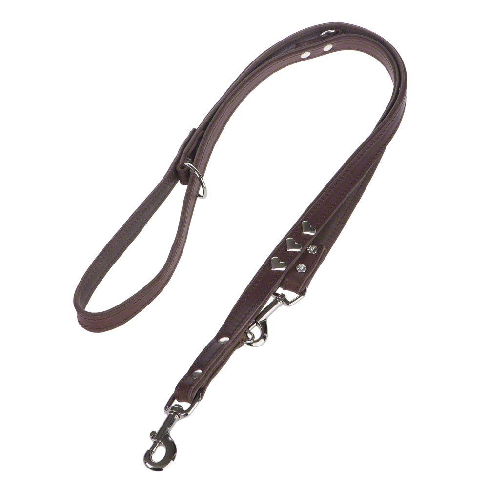 zoolove Dog Lead - Hearts - 200 cm x 22 mm (L x W)