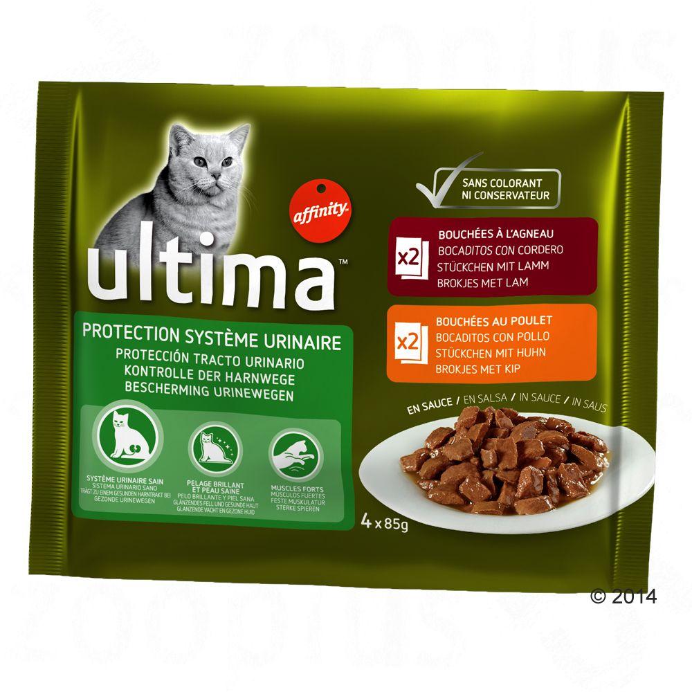Ultima Cat Urinary - Sparpaket: 24 x 85 g