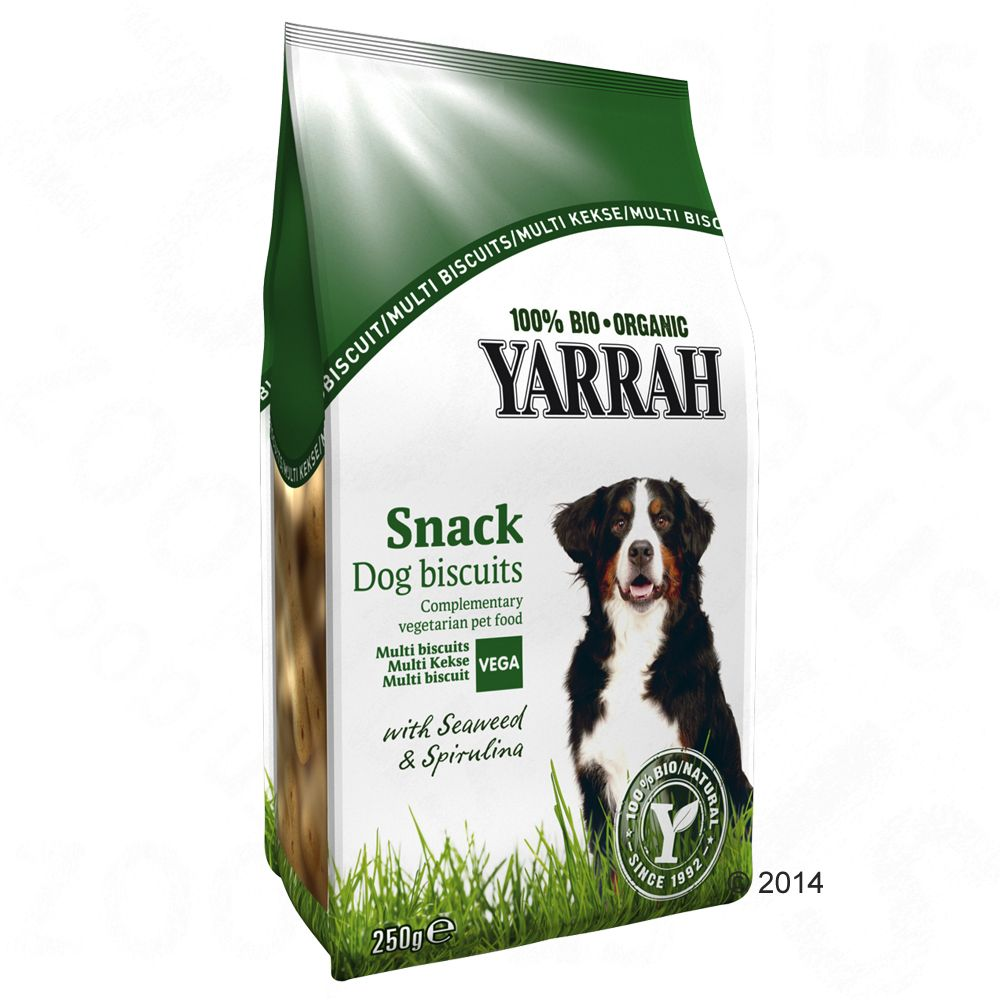 Yarrah Bio, wegetariański