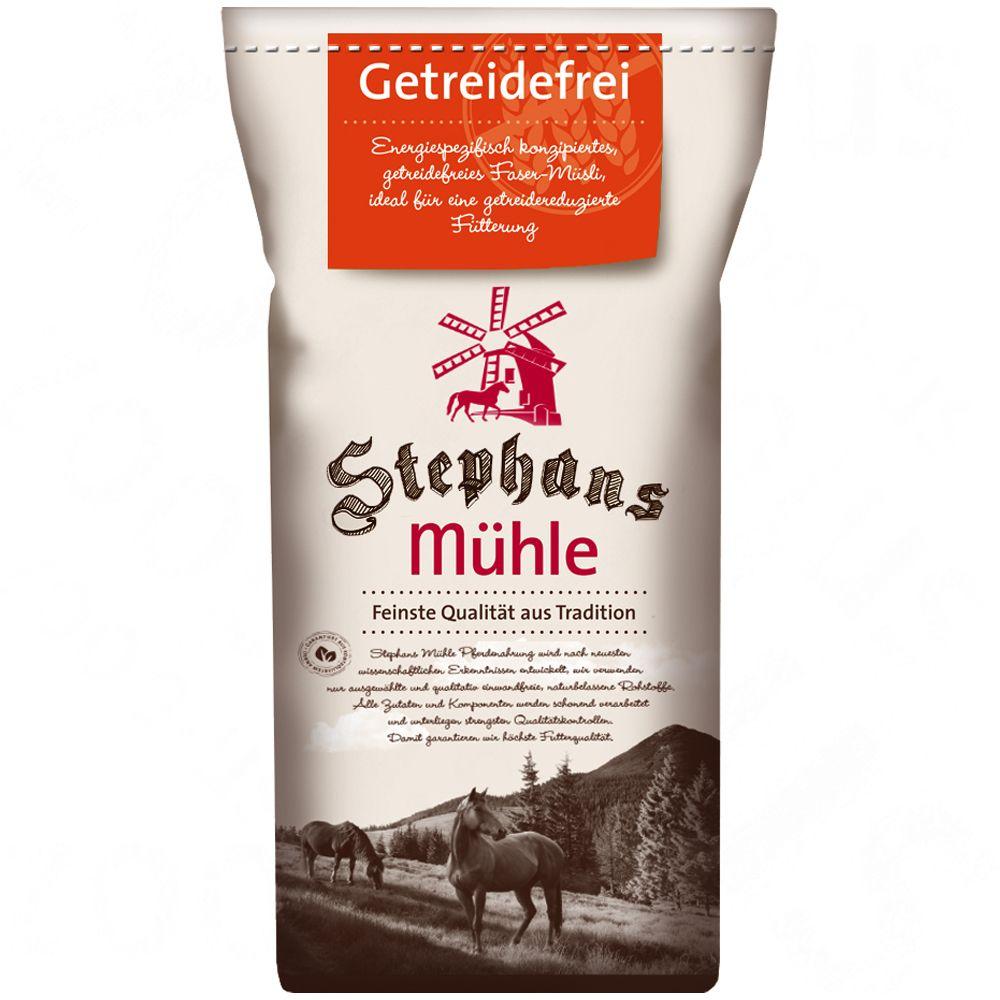 Stephans Mühle Aliment sans céréales pour cheval - 20 kg