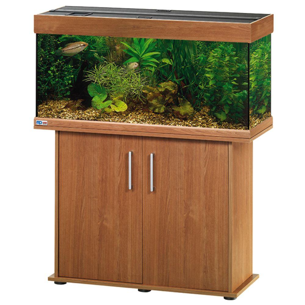 Foto Set acquario + supporto EHEIM vivaline 180 - nero lucido MP Acquari  81-120 cm