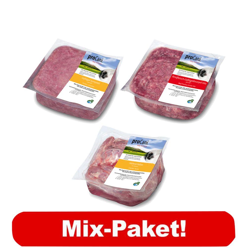 proCani Gelenk Aktiv-Paket - 24 x 1000 g
