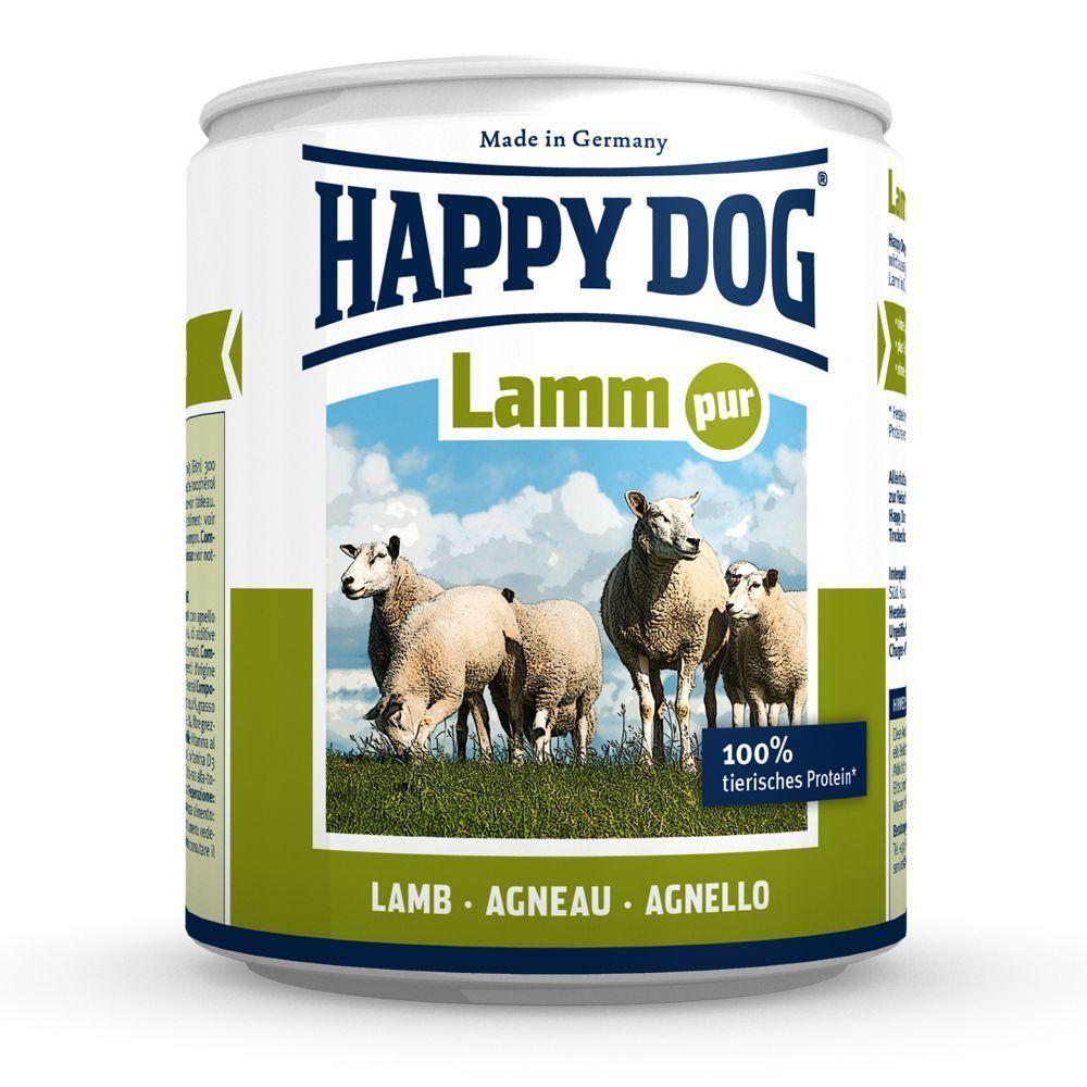 Happy Dog Pure, 6 x 800 g