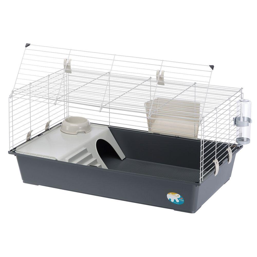 Cage lapin Ferplast 142x60cm h 45,5cm Rabbit 100