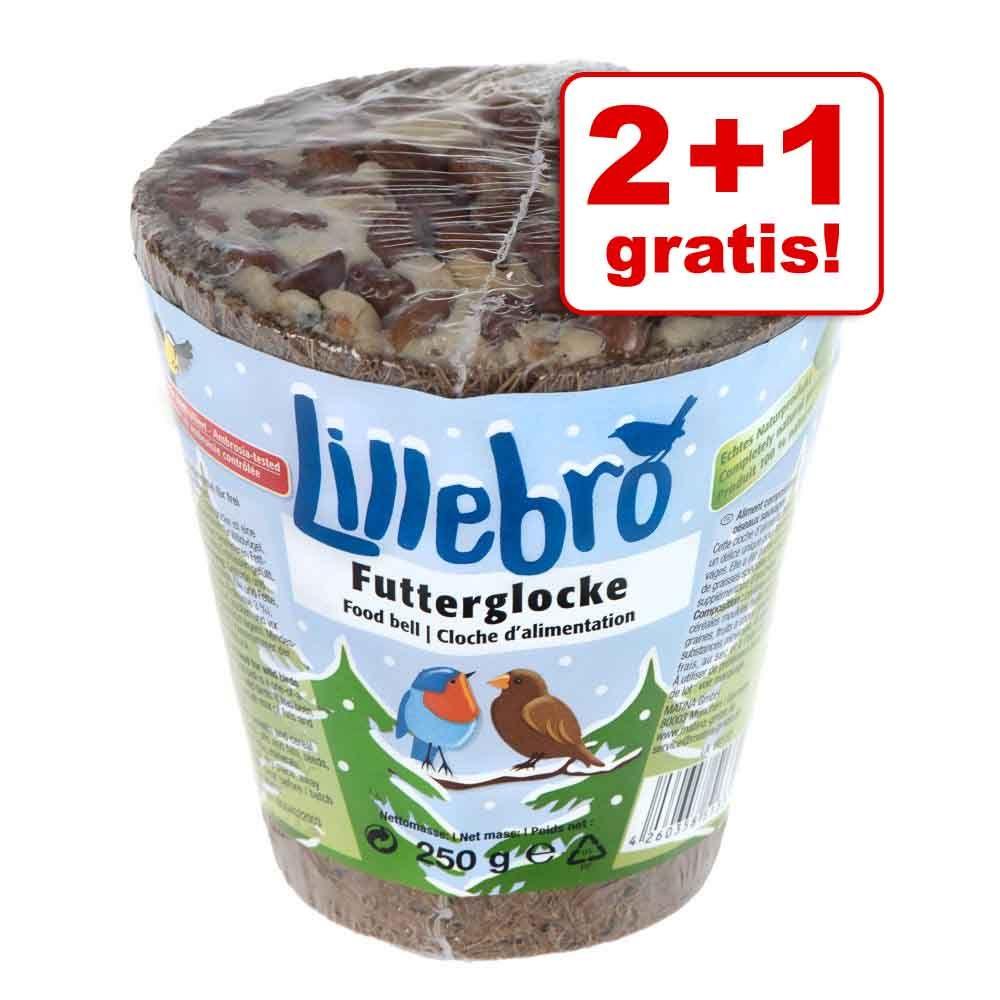 2 + 1 gratis! Lillebro Dzwonek z ziaren, 3 x 250 g - 3 x 250 g