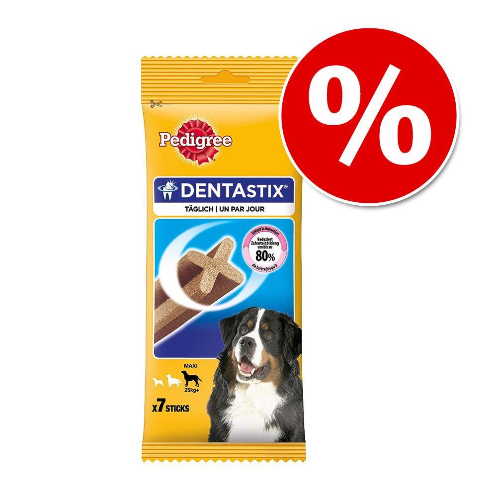 Probieraktion - 7 Pedigree Dentastix zum Sonderpreis! - große Hunde, 7 Stück (270 g)