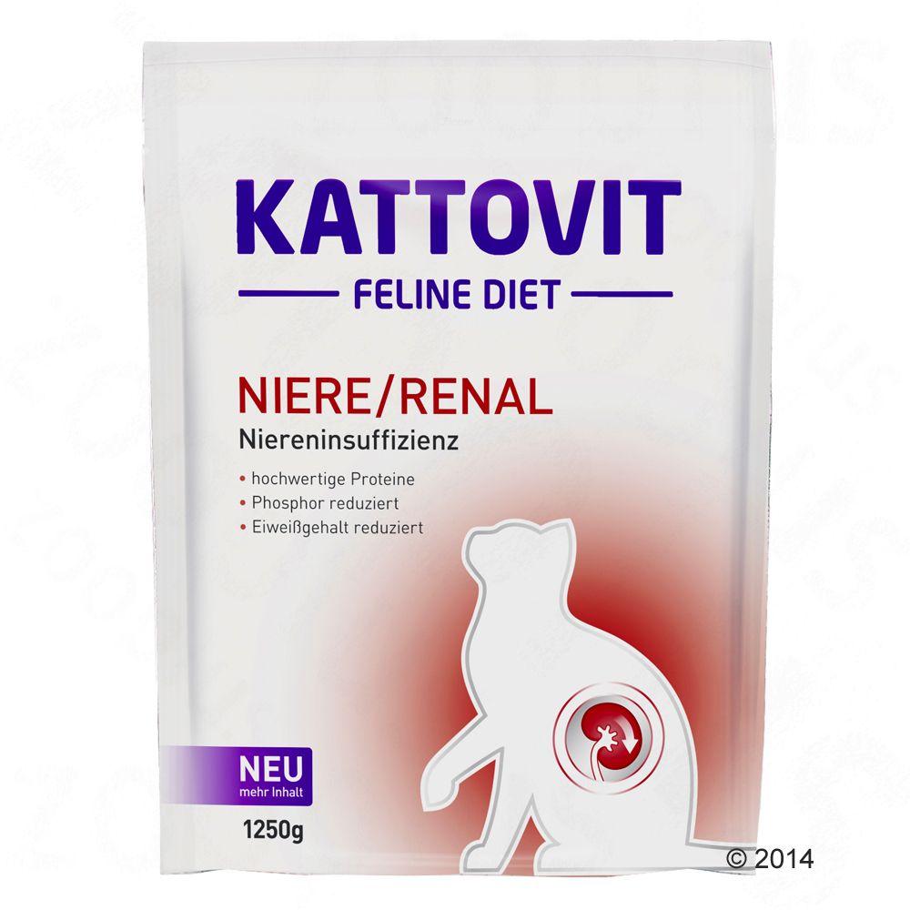 Foto Kattovit Reni/Renal - Insufficienza renale - 2 x 4 kg - prezzo top! Kattovit - Low protein Reni