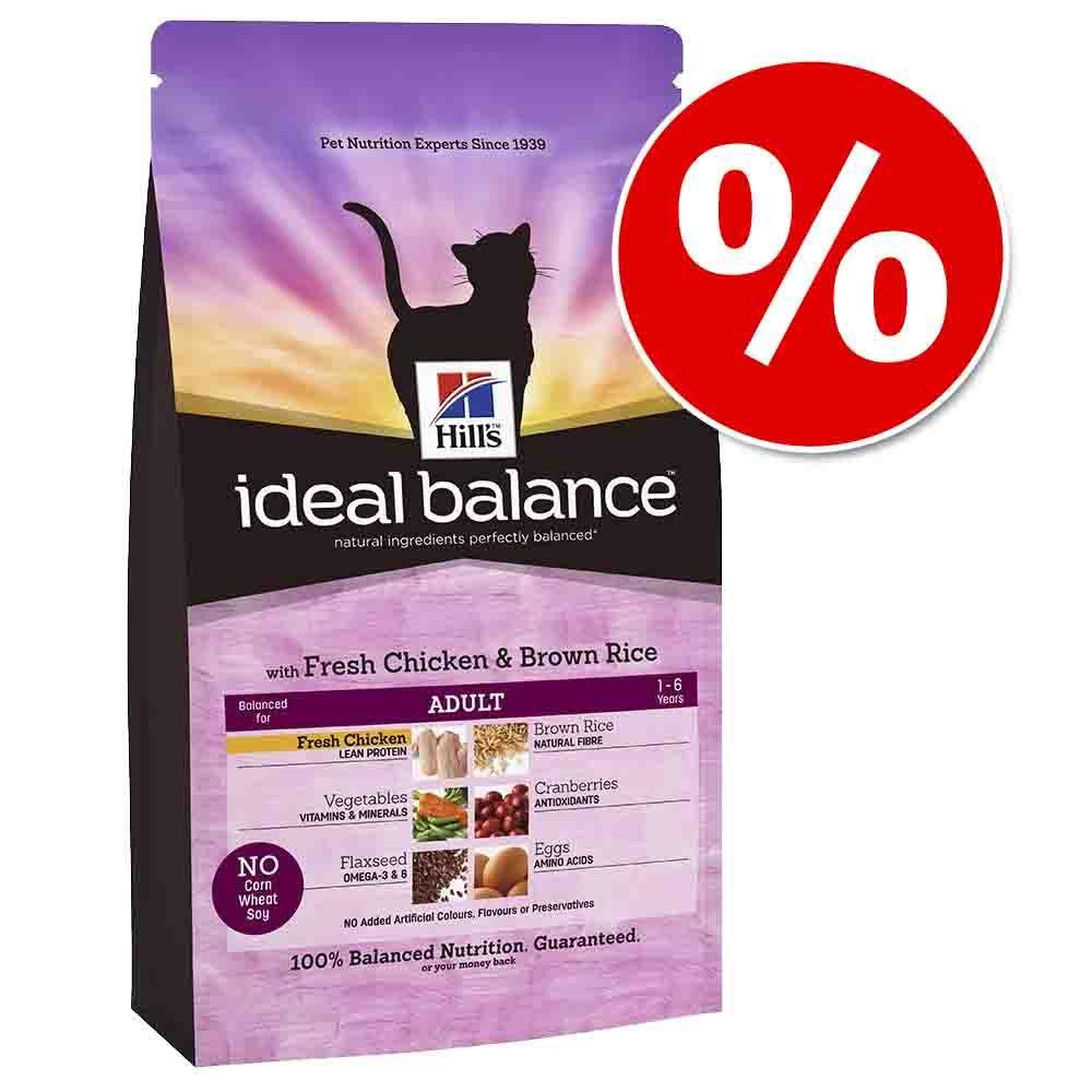 Hill's Ideal Balance 2 kg w super cenie! - Adult, kurczak i ryż