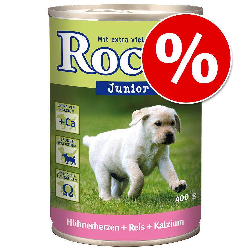 6 x 400 g Rocco Junior w