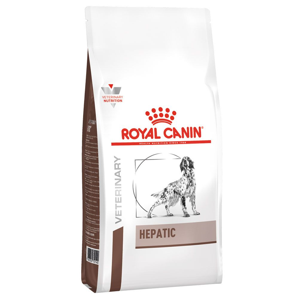 HF16 Hepatic Royal Canin Veterinary Dry Dog Food