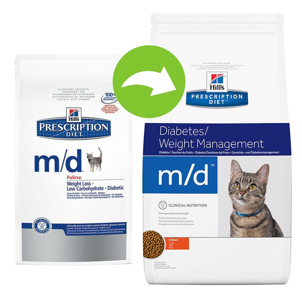 Hill's Prescription Diet Feline m/d – 1,5 kg