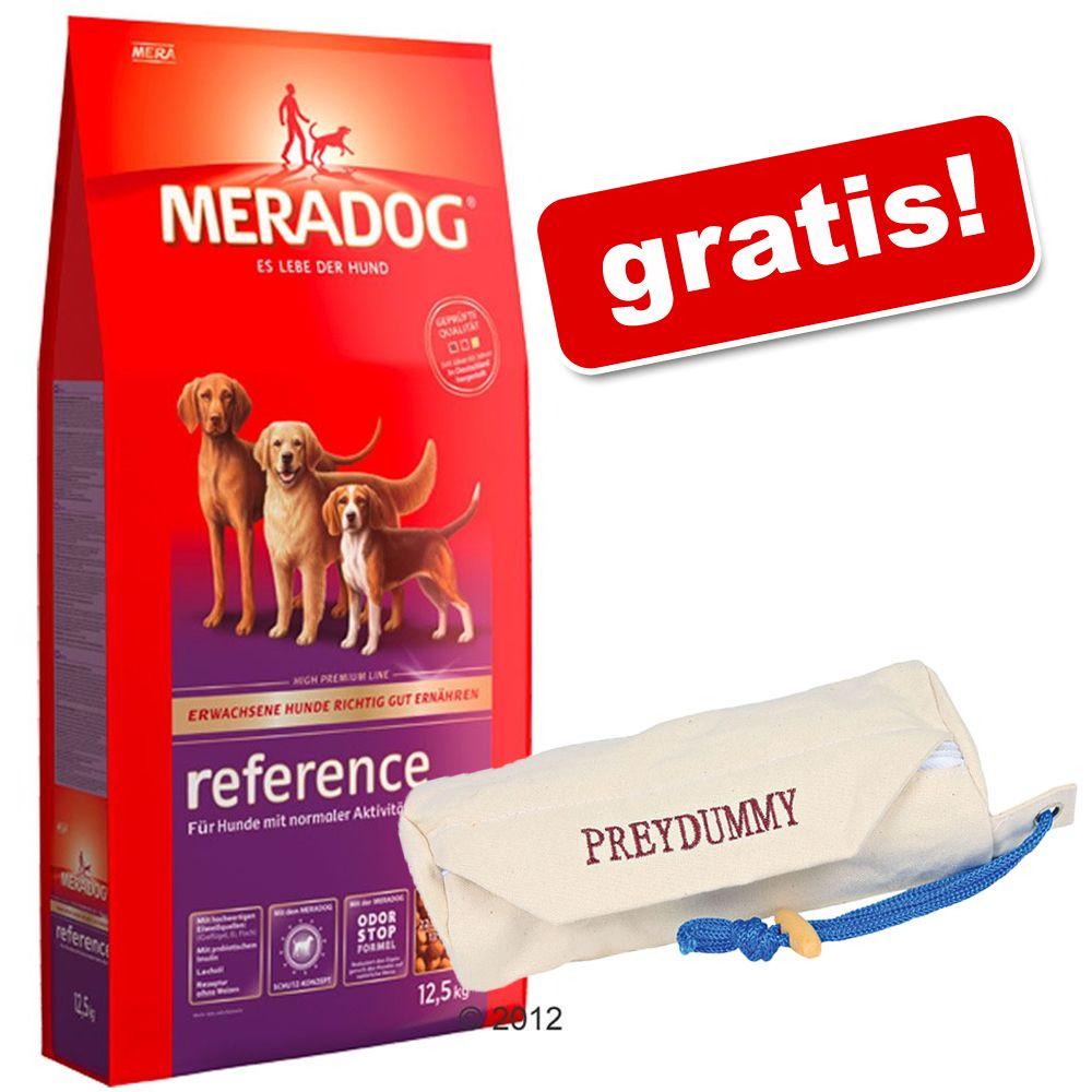 Foto 12,5 kg Meradog + Preydummy gratis! - pure Tacchino & Patate senza cereali Meradog High Premium Pure