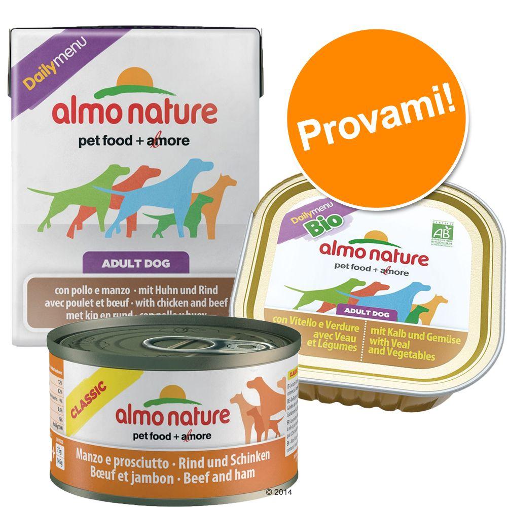 Foto Set prova misto Almo Nature - Pacco misto II Almo Nature Daily Menu