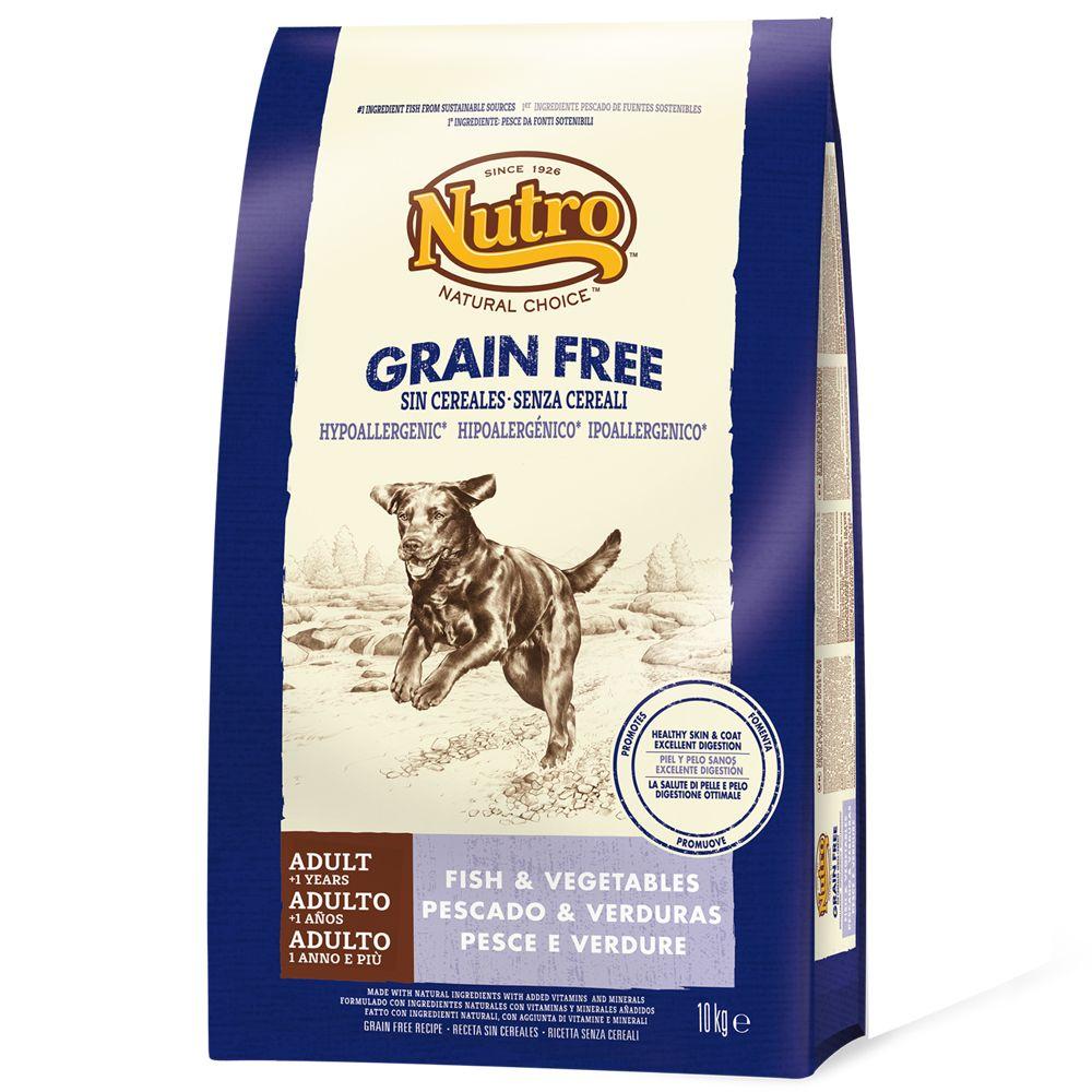 Nutro Grain-Free Adult Fish - Economy Pack: 2 x 10kg