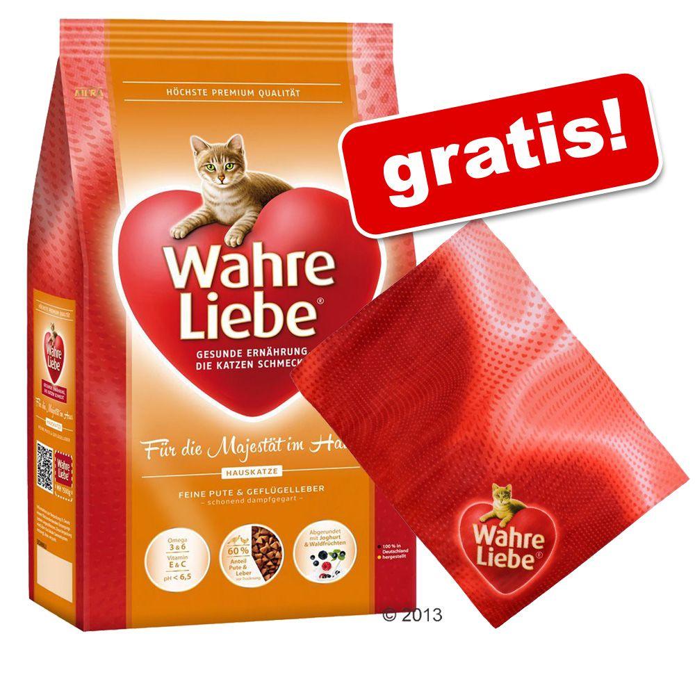 4 kg Wahre Liebe + kocyk Wahre Liebe gratis! - Dla subtelnych smakoszy
