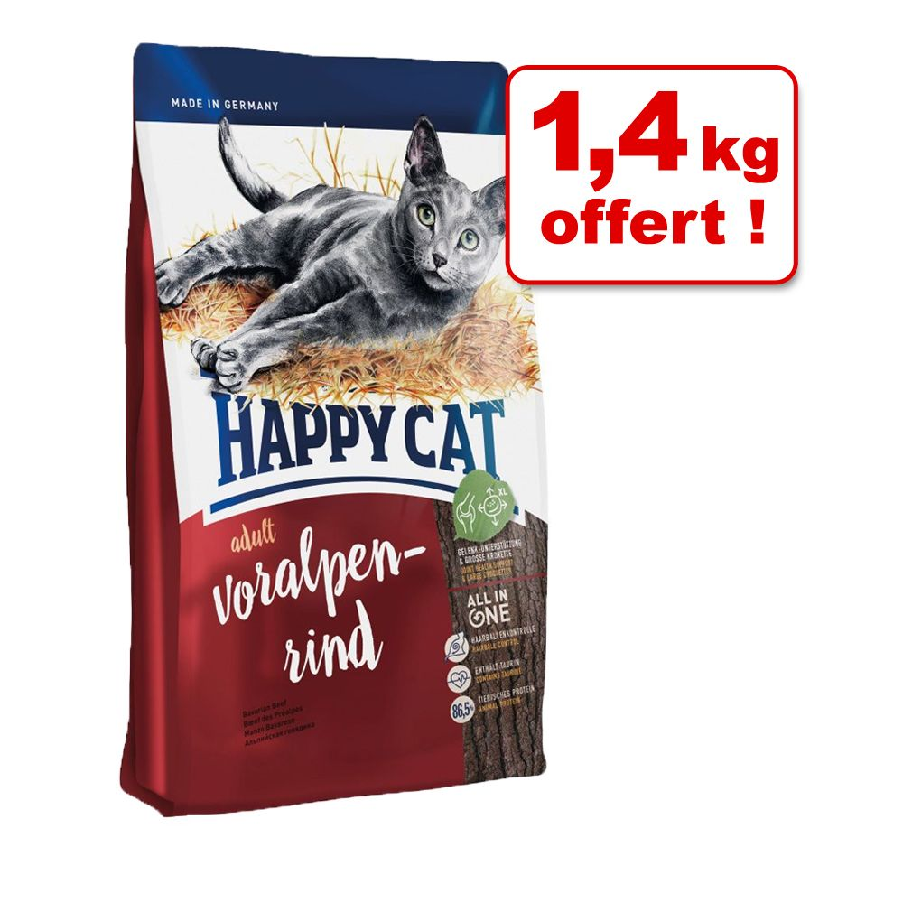 Chat Croquettes Happy Cat