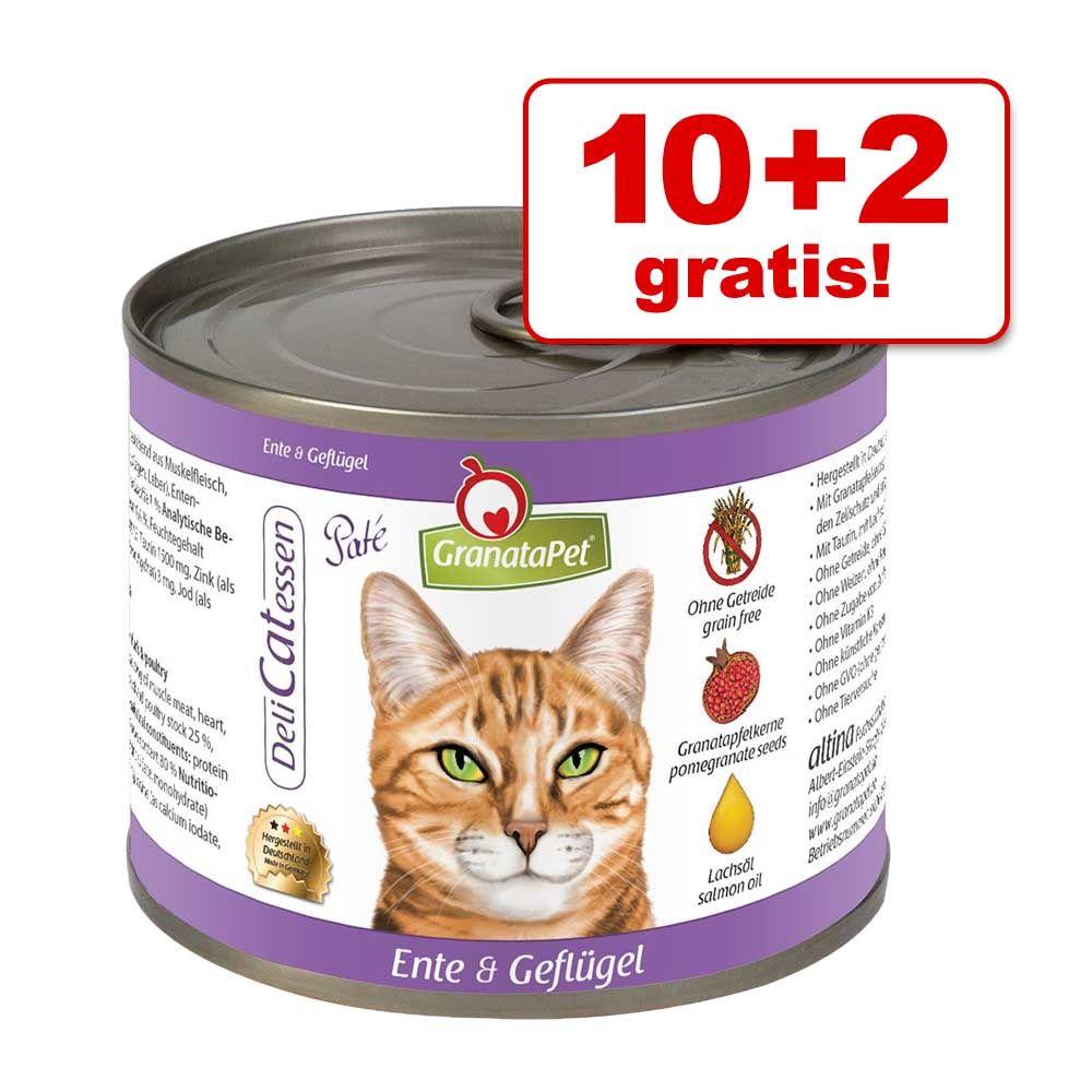 10 + 2 gratis! GranataPet