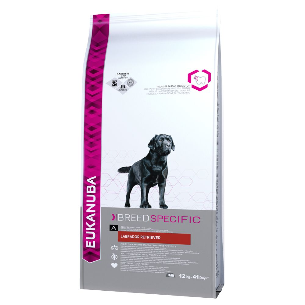 Foto Eukanuba Labrador Retriever - 12 kg Eukanuba Breed Nutrition