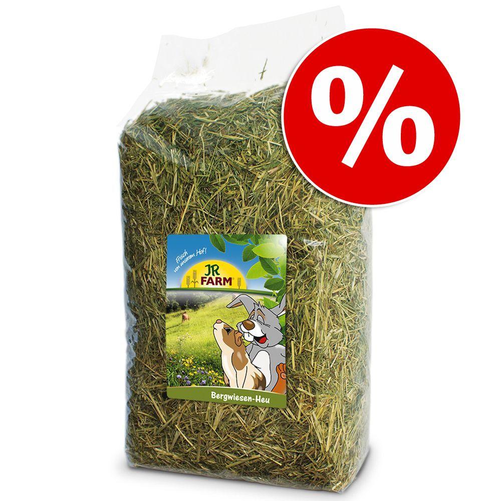 2,5 kg JR Farm Siano z alpejskich łąk w super cenie! - 2,5 kg