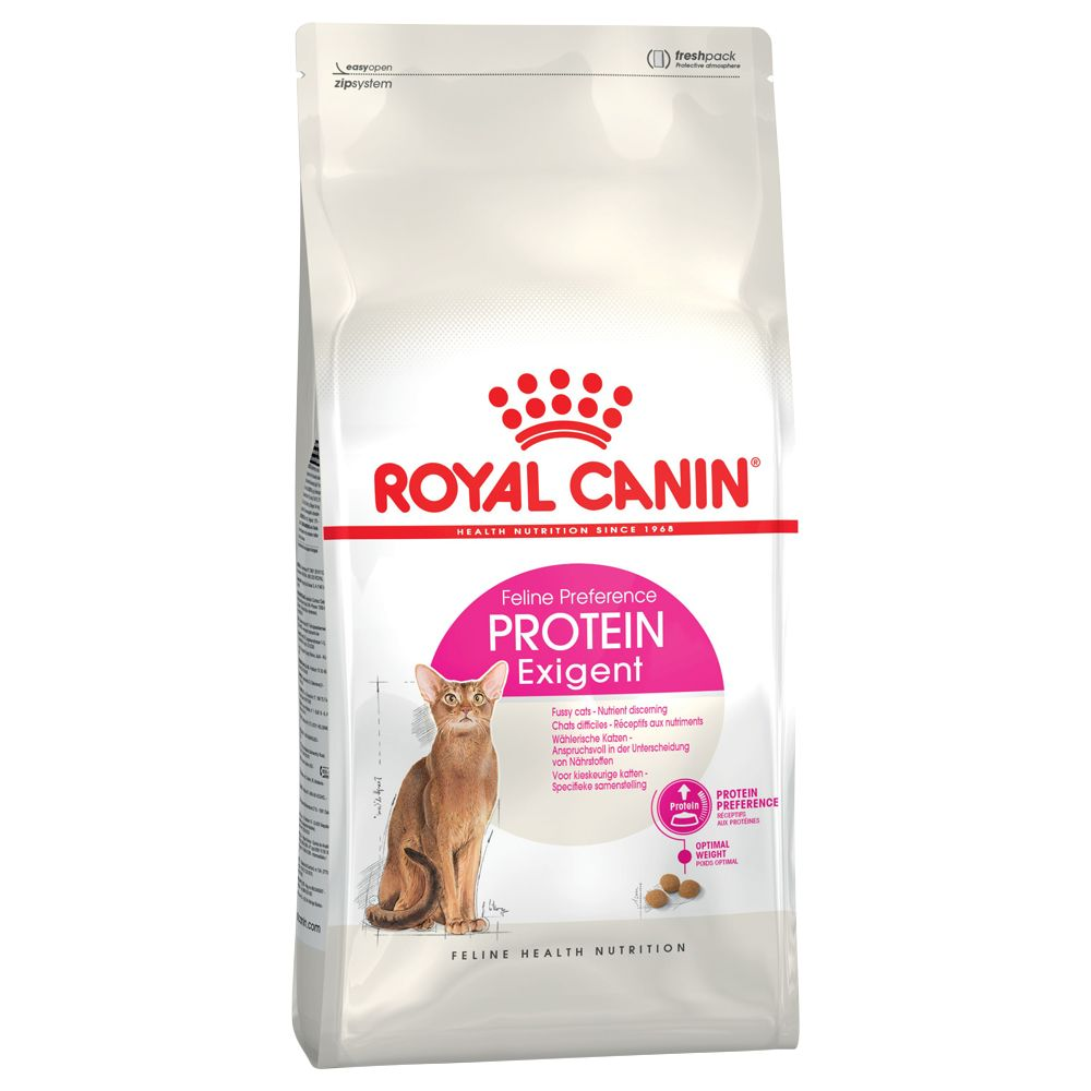 Protein Preference Exigent Fussy Cats Royal Canin Dry Cat Food