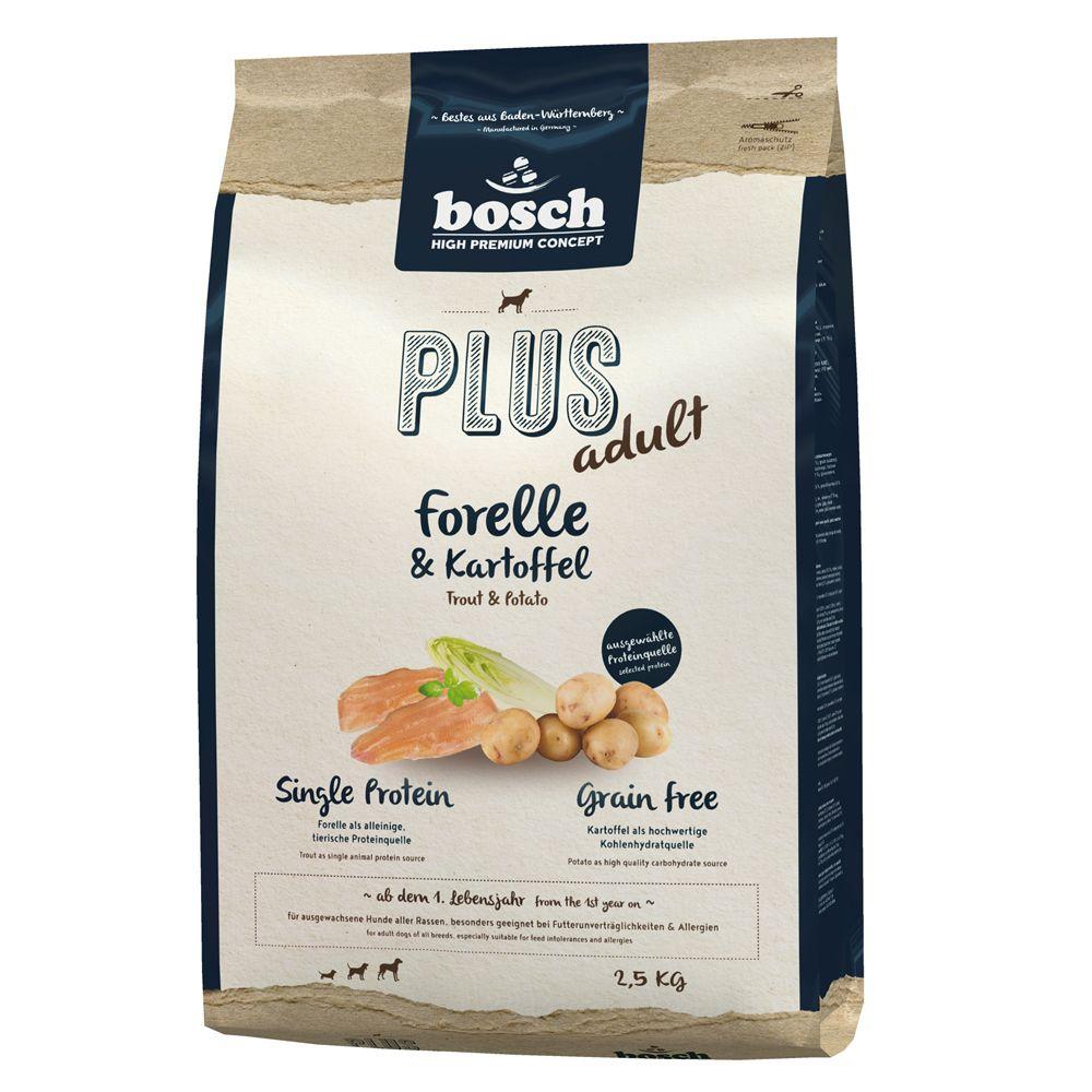 Bosch Plus Trout & Potato HPC Dry Dog Food
