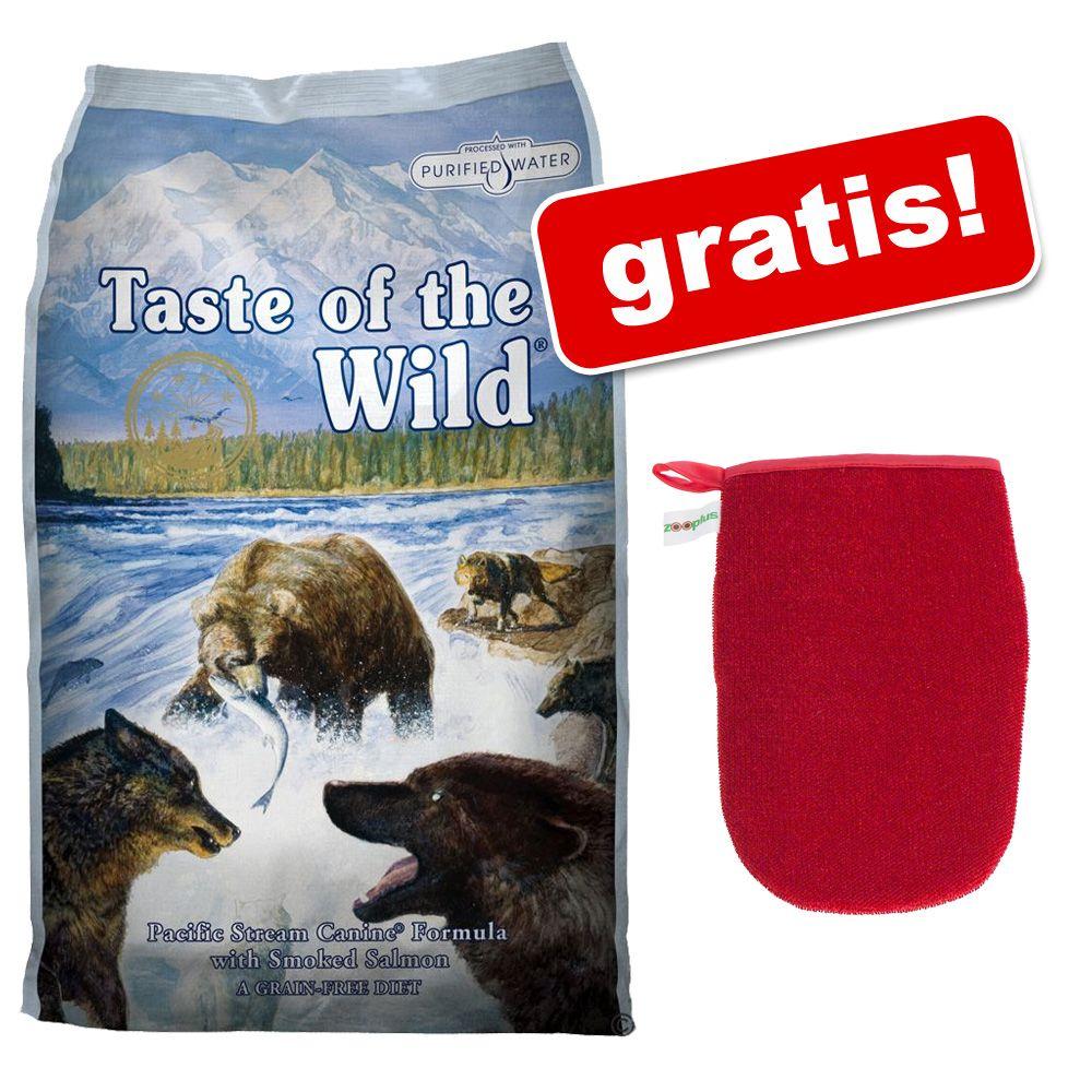 6 kg Taste of the Wild Adult + Rękawica do usuwania sierści gratis! - High Prairie Canine