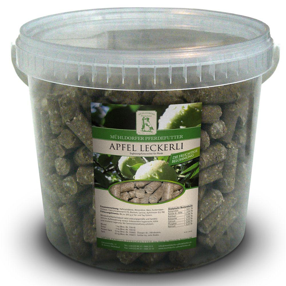 Mühldorfer 3 kg Friandises pour cheval - bronchial bio