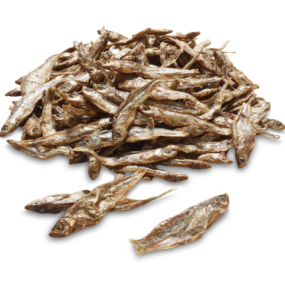 INOpets.com Anything for Pets Parents & Their Pets Omena Dried Fish - 500g