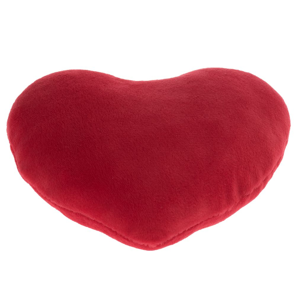 zoolove Dotti Heart Squeaker Toy