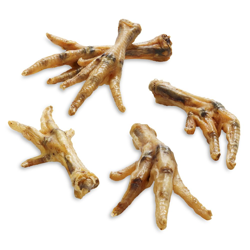 Chicken Feet - 25 Chews