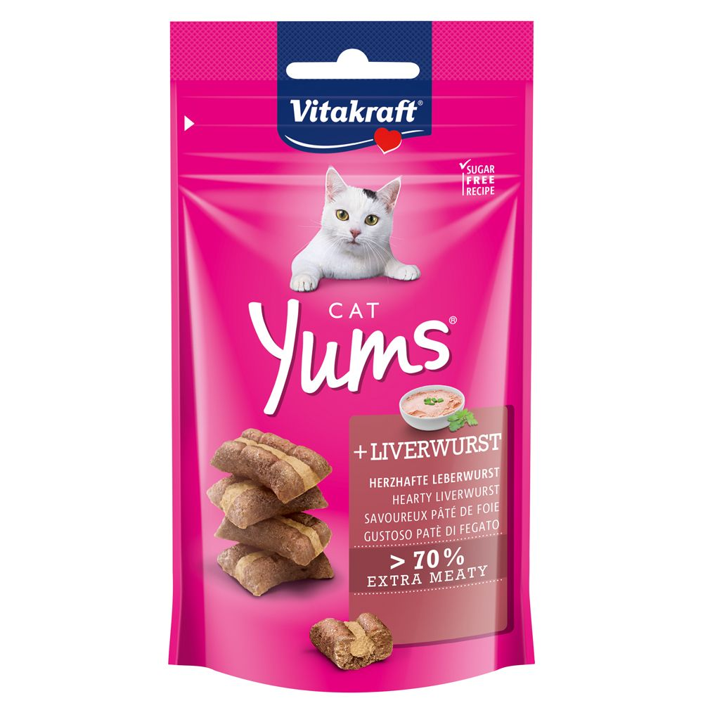 Vitakraft Cat Yums - 40 g Ost