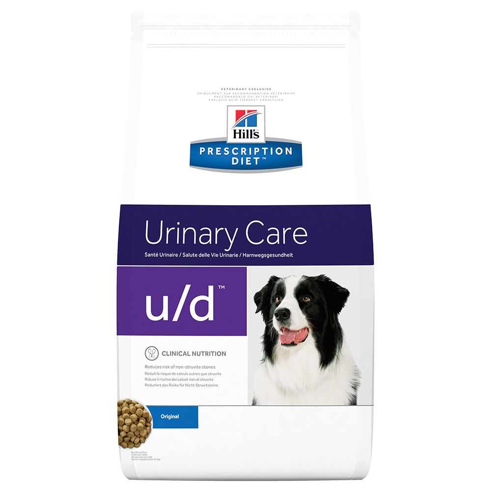 12kg u/d Urinary Care Hill's Prescription Diet Dry Dog Food