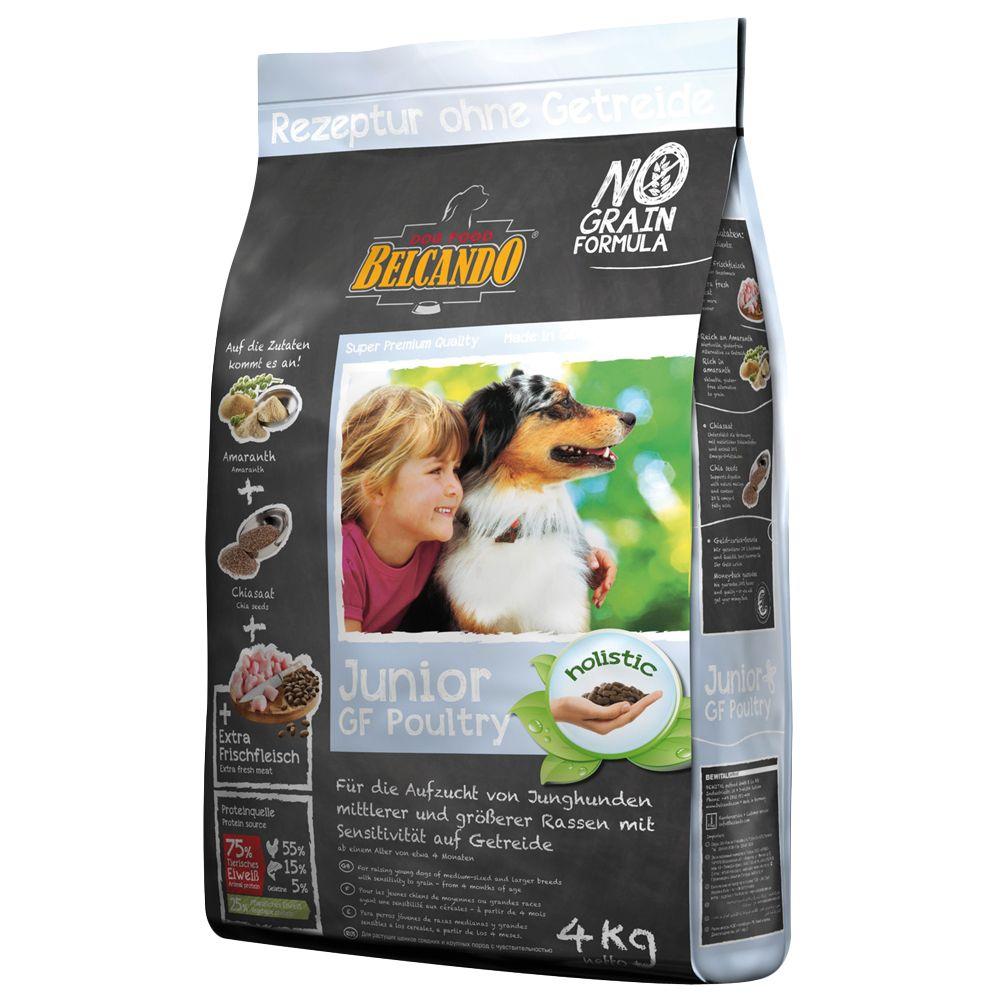 Belcando Junior Grain Free - Ekonomipack: 2 x 12,5 kg