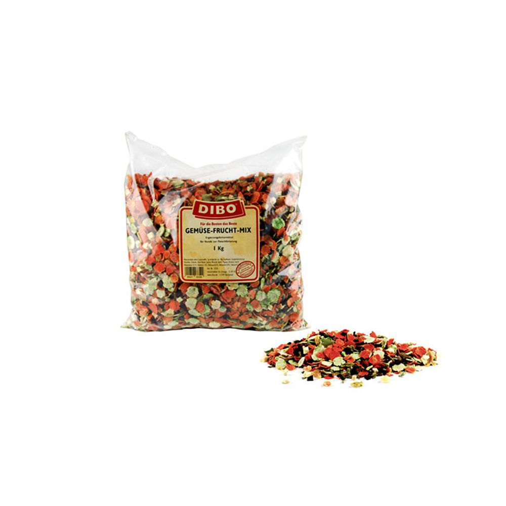 Image of Dibo Mix di frutti e verdure - Set %: 3 x 1 kg