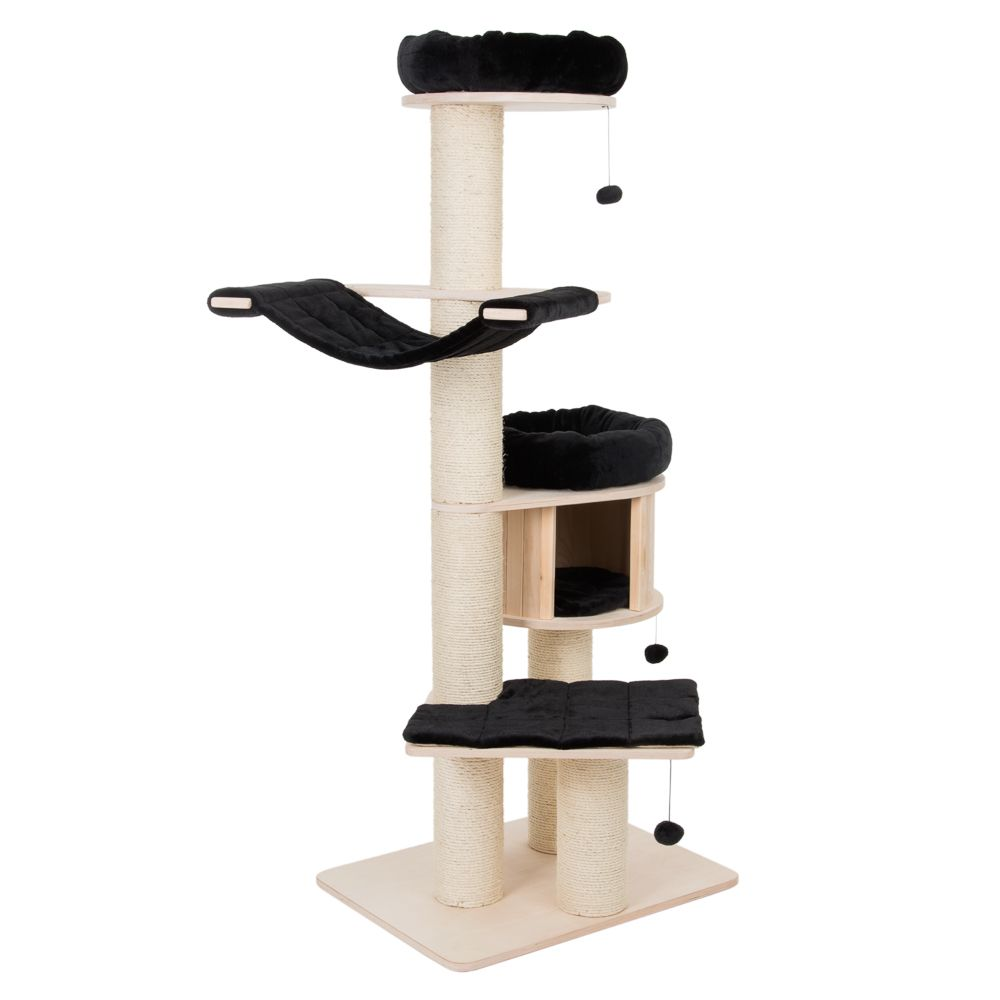 Natural Paradise Cat Tree - XL Premium - Cream