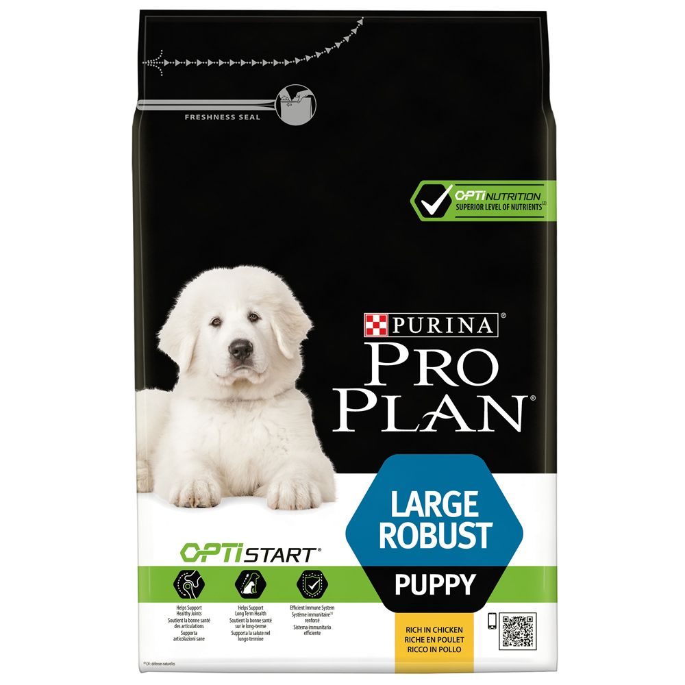 PRO PLAN Large Robust Puppy poulet - 2 x 12 kg