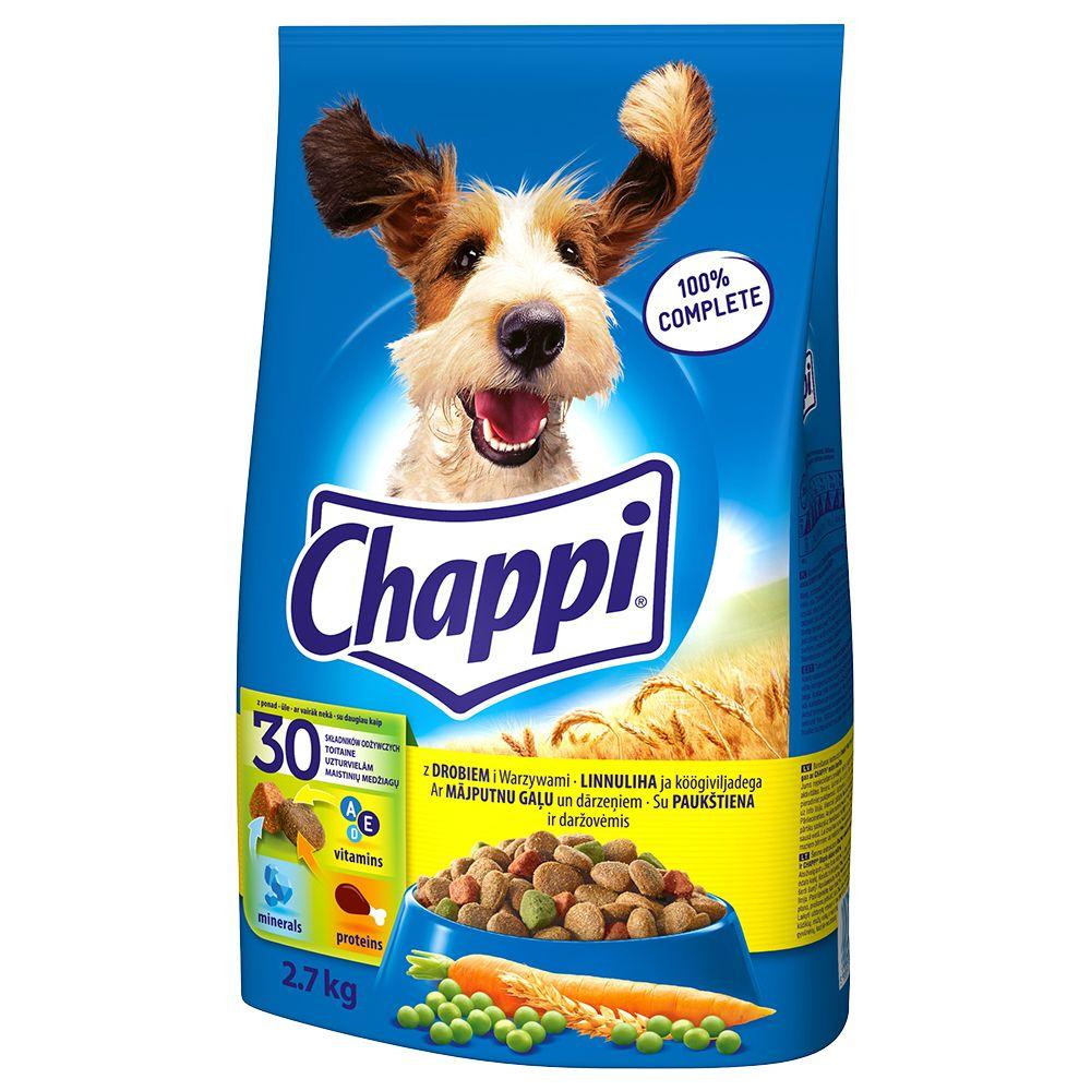 Chappi, drób - 13,5 kg
