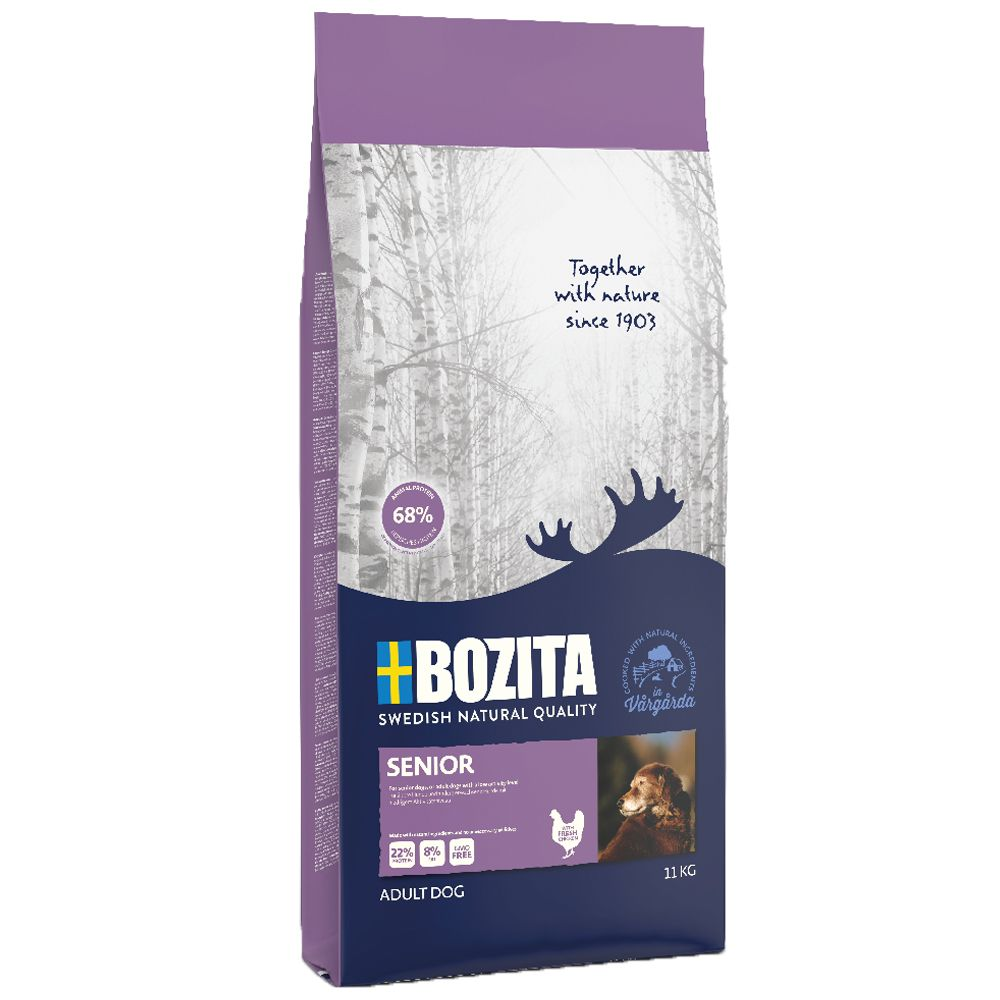 Bozita Senior - Senior 11 kg