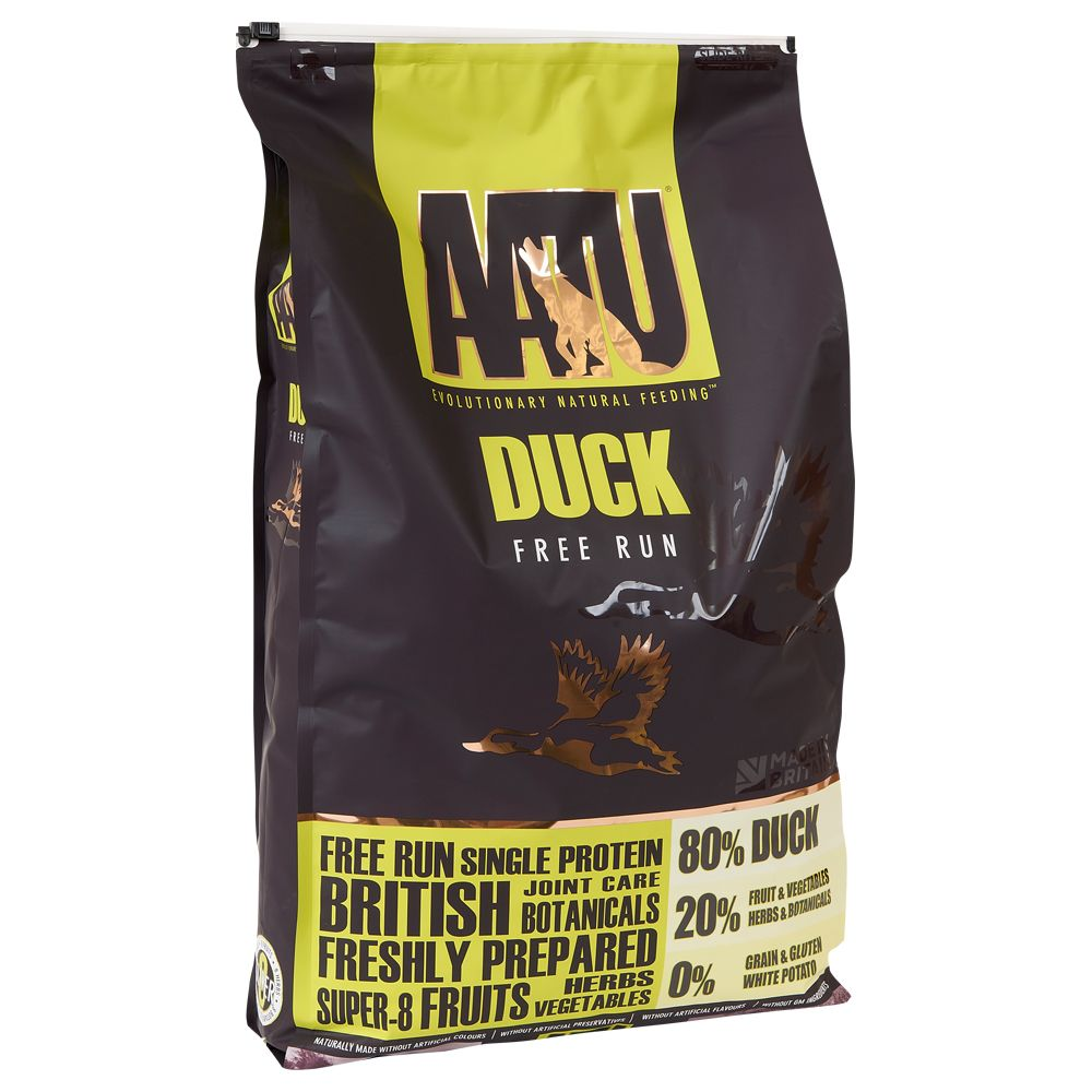 Bilde av Aatu 80/20 Duck Complete Grain Free - 10 Kg